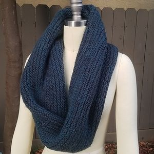 NORDSTROM DOUBLE LAYER INFINITY SCARF